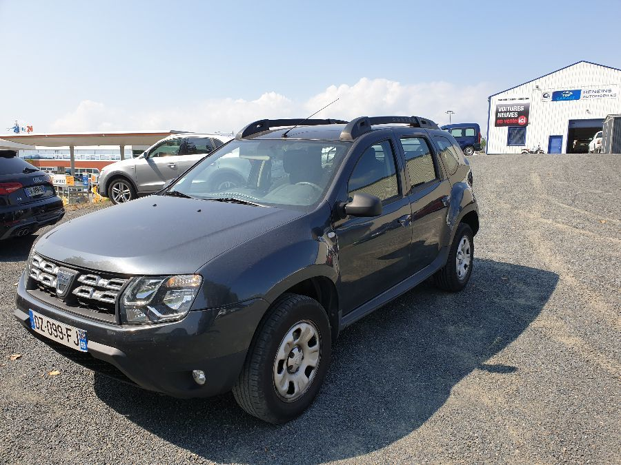 Dacia DUSTER - 1.5 DCI 110 AMBIANCE 4X2 FAP (2016)
