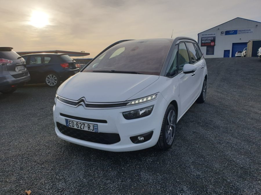 Citroen GRAND C4 PICASSO - BLUEHDI 150CH FEEL EAT6 7PL (2016)