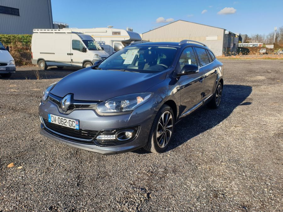 Renault MEGANE ESTATE - 1.2 TCE 130CH ENERGY BOSE (2015)