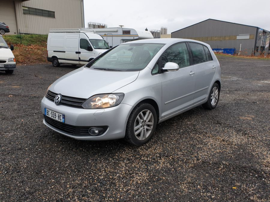 Volkswagen GOLF PLUS - 1.6 TDI BLUEMOTION TECHNO.CONFORTLINE DSG 105CV 5P BVA FAP (2010)